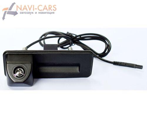 Камера cam-124 для Volkswagen Multivan T5 (03-09), Passat B6,CC, Caddy, Caravele, Golf, Jetta, Touran, Transporter (в ручку)