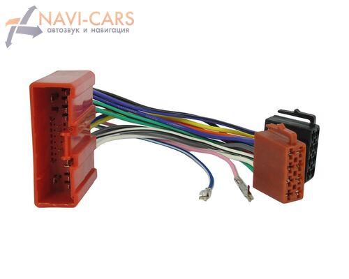 ISO-переходник Intro MZ-01 для Mazda 3, 5, 6, CX-7, CX-5