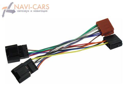 ISO-коннектор для Chevrolet Aveo, Captiva, Epica, Tahoe 2006+ Intro CHE-01