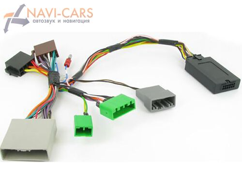 CTSHO002.2 адаптер кнопок на руле для Honda Civic 5D (Hatchback)