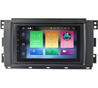 Smart Forfour 2004-2006, Fortwo II 2007-2011 Wide Media WM-VS7A705-PG-4/64-RP-11-260-198 на Android 10 (DSP / IPS / 4Gb / 64Gb)