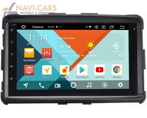 SsangYong Rexton III 2012-2018 Wide Media KS7001QR-3/32-RP-SYRXB-172 на Android 10 (DSP CarPlay 4G-SIM)