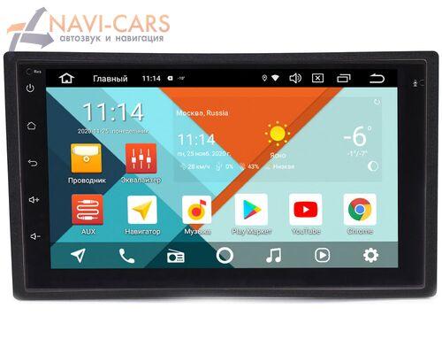 Honda Universal Wide Media KS7001QR-3/32-RP-HNUND-53 на Android 10 (DSP CarPlay 4G-SIM)