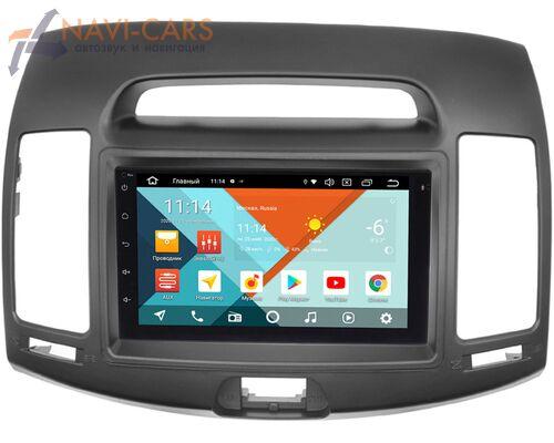 Hyundai Elantra IV (HD) 2006-2011 (серая) Wide Media KS7001QR-3/32-RP-11-065-235 на Android 10 (API 29) (DSP CarPlay 4G-SIM)