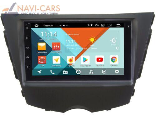 Hyundai Veloster I 2011-2016 Wide Media KS7001QR-3/32-RP-HDVL-108 на Android 10 (DSP CarPlay 4G-SIM)