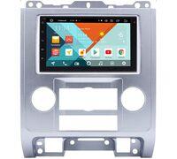 Ford Escape II 2007-2012 (серебро) Wide Media MT7001PK-2/16-RP-11-682-242 на Android 9.1 (DSP 3G-SIM)