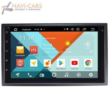 Штатная магнитола Chery Tiggo, Fora, Very, Bonus Wide Media KS7001QR-3/32-RP-CHTG-46 на Android 10 (DSP CarPlay 4G-SIM)