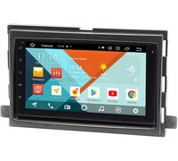 Ford Explorer, Expedition, Mustang, Edge, F-150 Wide Media MT7001PK-2/16-RP-11-572-241 на Android 9.1 (DSP 3G-SIM)