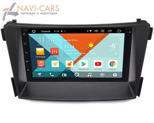 Hyundai i40 I 2012-2018 Wide Media KS7001QR-3/32-RP-HDI45-65 на Android 10 (DSP CarPlay 4G-SIM)
