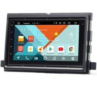 Ford Explorer, Expedition, Mustang, Edge, F-150 Wide Media MT7001PK-2/16-RP-11-363-233 на Android 9.1 (DSP 3G-SIM)