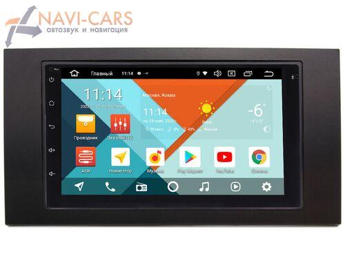 Ford Kuga, Fiesta, Fusion, Focus, Mondeo Wide Media KS7001QR-3/32-RP-FRFC-35 на Android 10 (DSP CarPlay 4G-SIM)
