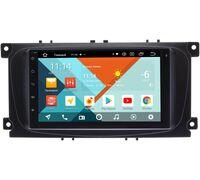Ford Focus, C-Max, Mondeo 2008-2011 Wide Media KS7001QR-3/32-RP-FRCM-162 на Android 10 (DSP CarPlay 4G-SIM)