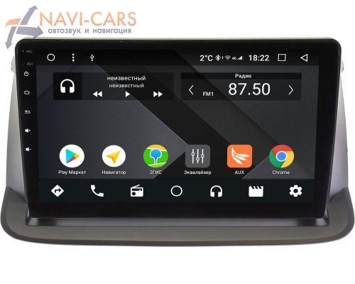 Honda Stepwgn III 2005-2009 OEM PX9-618-4/32 на Android 10 (PX6, IPS, 4/32GB)