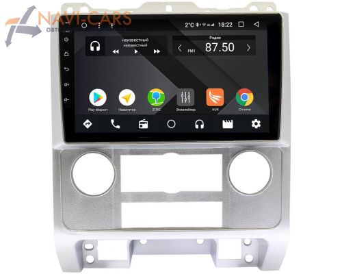 Ford Escape II 2007-2012 (серая) OEM PX9278-4/32 на Android 10 (PX6, IPS, 4/32GB)