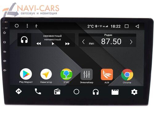 1 DIN Wide Media WM-CF3209PM-4/64 на Android 9.0 (TS9, DSP, 4G SIM, 4/64GB)