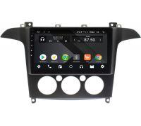 Ford S-MAX 2006-2015 (с кондиционером) OEM PX9-FR098N-4/32 на Android 10 (PX6, IPS, 4/32GB)