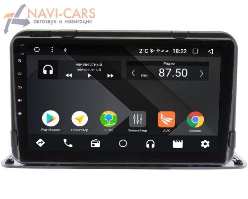 2 DIN 9 дюймов OEM PX9191-4/32 на Android 10 (PX6, IPS, 4/32GB) для установки на торпедо