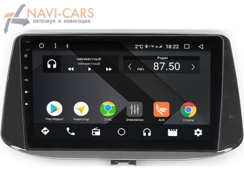 Hyundai i30 III 2017-2018 OEM PX9-071-4/32 на Android 10 (PX6, IPS, 4/32GB)