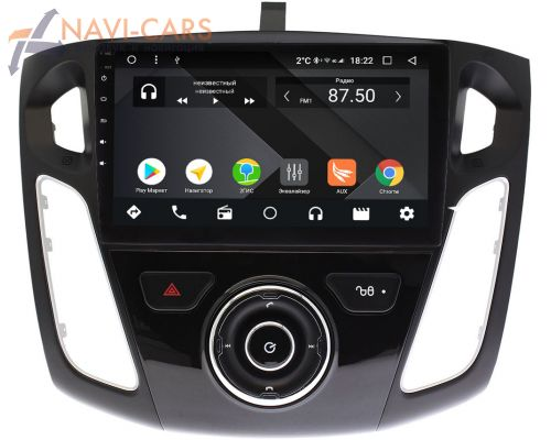 Ford Focus III 2011-2018 (тип 2) OEM PX9246-4/32 на Android 10 (PX6, IPS, 4/32GB)
