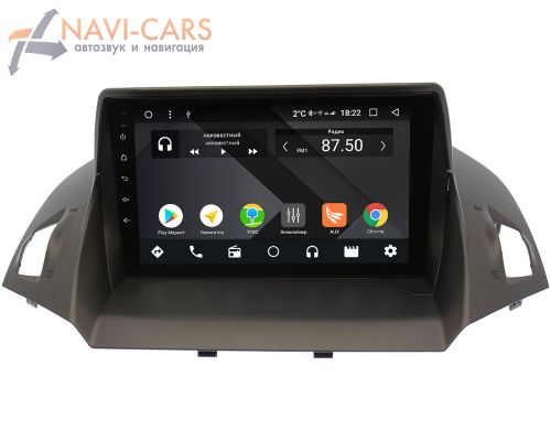 Ford Kuga II 2013-2017 OEM PX9028-4/32 на Android 10 (PX6, IPS, 4/32GB)