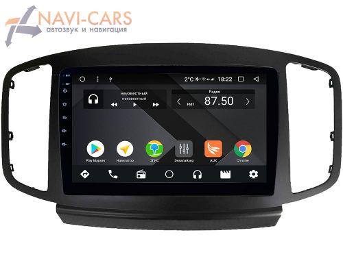 Foton Sauvana I 2015-2021 OEM PX9-3266-4/32 на Android 10 (PX6, IPS, 4/32GB)