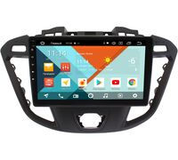 Ford Transit, Tourneo Custom 2012-2020 (для компл. с CD) Wide Media KS9178QM-2/32 DSP CarPlay 4G-SIM Android 10