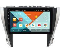 Toyota Camry V55 2014-2018 Wide Media MT1027PK-2/16 DSP 3G-SIM на Android 9.1 (для авто с камерой, JBL)