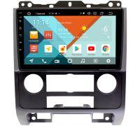 Ford Escape II 2007-2012 (черная) Wide Media KS9279QR-3/32 DSP CarPlay 4G-SIM на Android 10 (API 29)