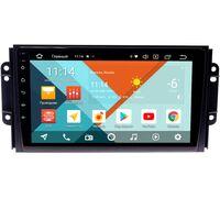 Chery Tiggo 3 2014-2018 Wide Media MT9075PK-2/16 DSP 3G-SIM на Android 9.1