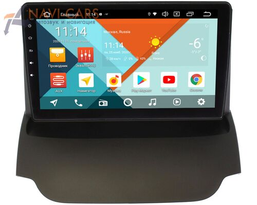 Ford Ecosport 2014-2018 Wide Media KS9176QR-3/32 DSP CarPlay 4G-SIM Android 10 (API 29)