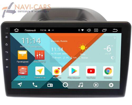 Ford Ecosport 2018-2021 Wide Media KS1054QR-3/32 DSP CarPlay 4G-SIM на Android 10 (API 29)