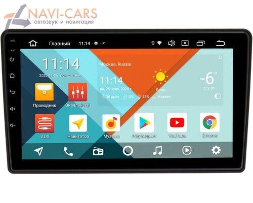 Mitsubishi Outlander I 2002-2008 Wide Media MT9197PK-2/16 DSP 3G-SIM Android 9.1