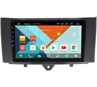 Smart Fortwo II 2011-2015 Wide Media KS9251QM-2/32 DSP CarPlay 4G-SIM на Android 10