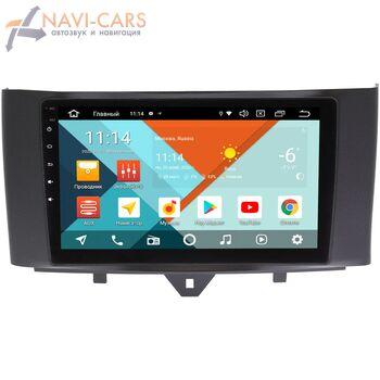 Smart Fortwo II 2011-2015 Wide Media KS9251QR-3/32 DSP CarPlay 4G-SIM на Android 10 (API 29)