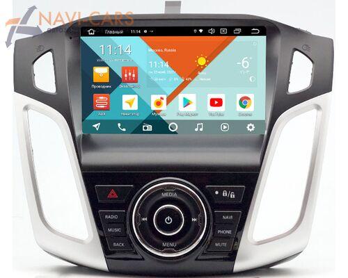 Ford Focus III 2011-2018 (тип 2) Wide Media KS9-815QR-3/32 тип 2 DSP CarPlay 4G-SIM Android 10 (API 29)