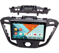 Ford Tourneo Custom 2012-2021, Transit Custom 2013-2021 (для любой компл.) Wide Media KS9-Tour-CustQR-3/32 DSP CarPlay 4G-SIM Android 10 (API 29)