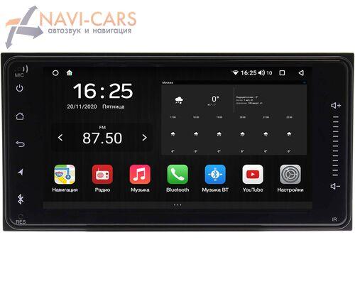 Wide Media KS6901QR-3/32 для Toyota WiLL I (Vi) 1999-2001 Android 10 (API 29) (DSP CarPlay 4G-SIM)