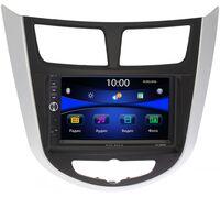 Hyundai Solaris I 2011-2017 Wide Media DV-JM7021-RP-HDSL-19 без NAVI