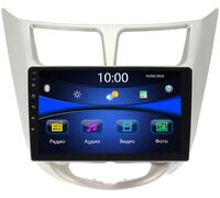 Hyundai Solaris I 2011-2017 Wide Media JM9027 WinCE 9 дюймов