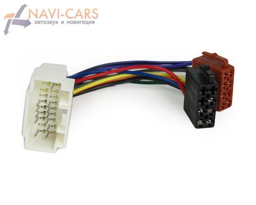 ISO-коннектор для Suzuki Grand Vitara, SX4 Intro HO-99