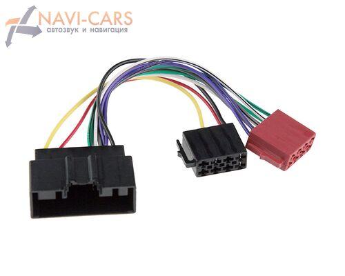 ISO-переходник для Ford C-MAX, Fiesta, Focus III, Transit, Kuga II Intro ISO FO-11