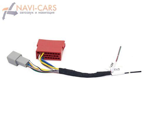 Адаптер кнопок на руле для Lada / Renault и магнитол со встроенным рулевым интерфейсом SWC-RL