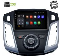 Ford Focus III 2011-2019 LeTrun 2709-2986 Android 9.0 9 дюймов (DSP 2/16GB)