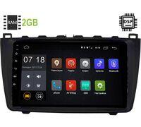 Mazda 6 (GH) 2007-2012 LeTrun 2843-2986 Android 9.0 9 дюймов (DSP 2/16GB)