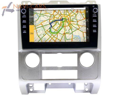 Ford Escape II 2007-2012 (серая) LeTrun 3150-9278 на Android 10 (DSP 2/16 с крутилками)
