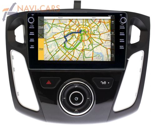 Ford Focus III 2011-2018 LeTrun 3150-9126 на Android 10 (DSP 2/16 с крутилками)