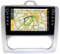 Ford Focus 2005-2011 с климатом LeTrun 3150-9060 Android 10 (DSP 2/16 с крутилками)