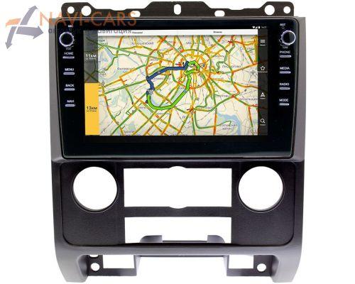Ford Escape II 2007-2012 (черная) LeTrun 3150-9279 на Android 10 (DSP 2/16 с крутилками)