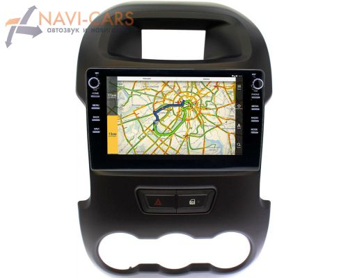 Ford Ranger III 2012-2015 LeTrun 3150-9165 на Android 10 (DSP 2/16 с крутилками)