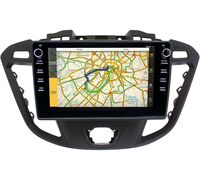 Ford Transit, Tourneo Custom 2012-2020 (для компл. с CD) LeTrun 3150-9178 на Android 10 (DSP 2/16 с крутилками)